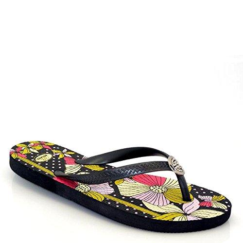 New Brieten Womens Cute Rhinestone Flip-flop Comfort Sandals 9i0EfA