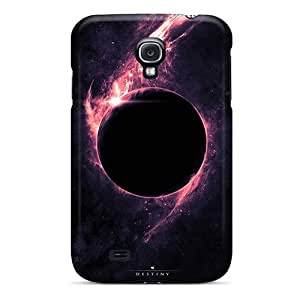 Awesome Eoi4429tniz ChrismaWhilten Defender Hard Cases Covers For Galaxy S4- Destiny Space