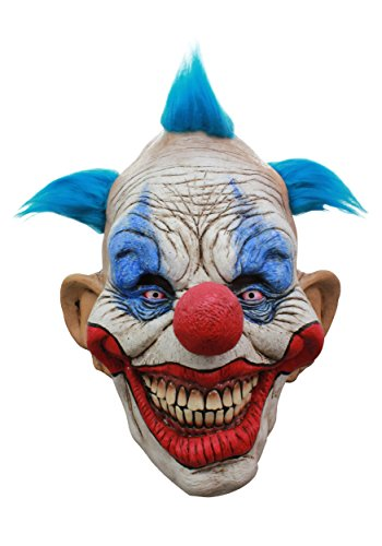 Dammy the Clown Scary Mask (Very Scary Masks For Sale)