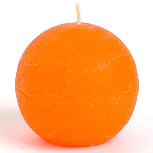 Orange Sphere ([Set of 3] 3