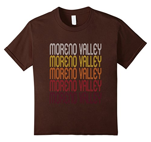 Kids Moreno Valley, CA | Vintage Style California T-shirt 6 - Fashion Valley Ca