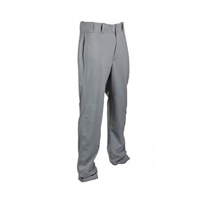 TAG Adult Relaxed Straight Leg Baseball Pant (Open Bottom)