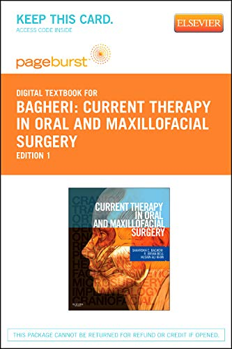 Current Therapy In Oral and Maxillofacial Surgery - Elsevier eBook on VitalSource (Retail Access Card), 1e