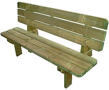 Panchine Da Giardino Fai Da Te : Vigor panchina legno amazon fai da te