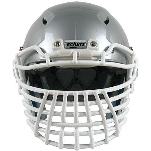 Schutt Sports Varsity V-ROPO DW SSU Football Faceguard, White