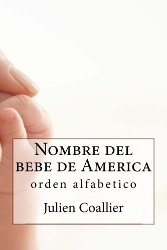 Download Nombre del bebe de America: orden alfabetico (Spanish Edition) ebook