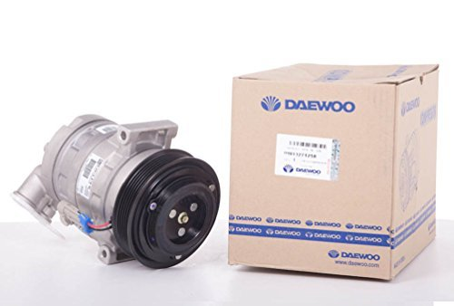 Compressor for Chevy Chevrolet Cruze,Orlando Part: 13271258, 96966630 ()