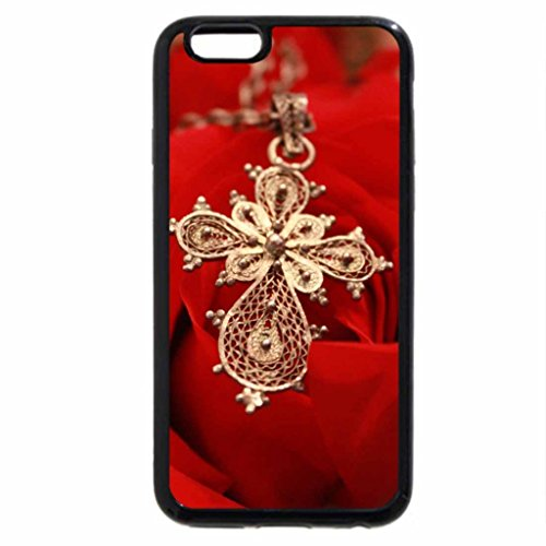 iPhone 6S / iPhone 6 Case (Black) Heavenly Christmas