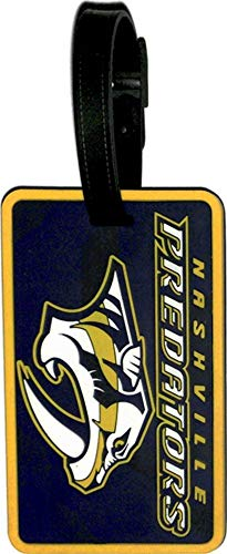 aminco NHL Nashville Predators Soft Bag Tag