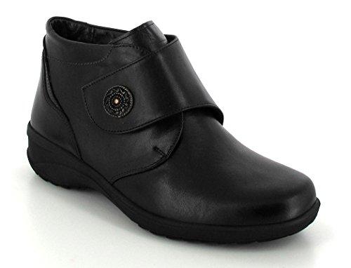 Solidus Women's Boots Black - Black