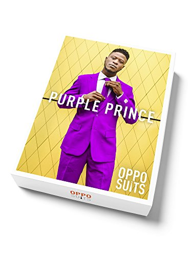 Opposuits Anzug Mr. Purple Prince