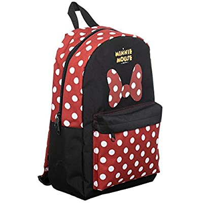 Minnie Mouse Sublimated Print Backpack: Clothing