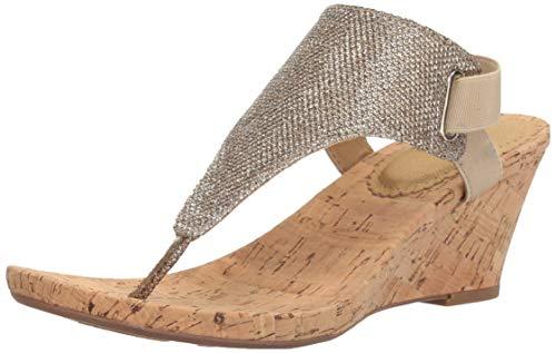 WHITE MOUNTAIN Womens All Good Wedge Sandal
