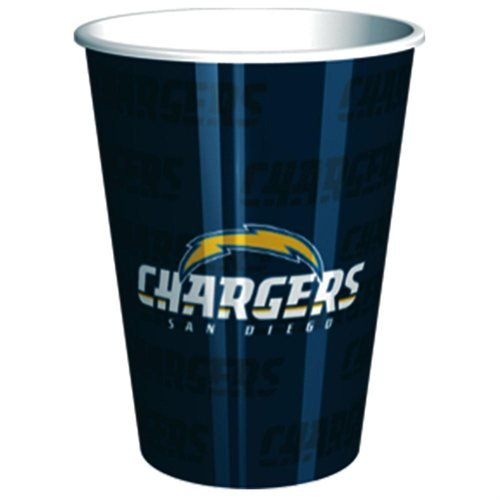 (San Diego Chargers Plastic)