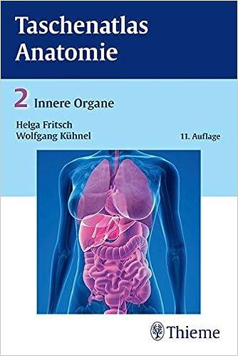 Taschenatlas der Anatomie, Band 2: Innere Organe: Amazon.de: Helga ...