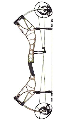 Bear Archery Moment Compound Bow, 70#, Rh, Realtree Xtra Green (A7mm20007r)