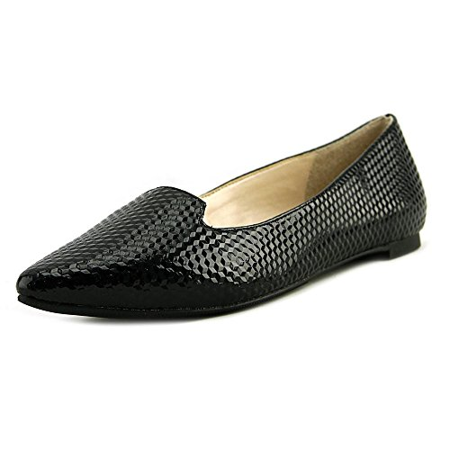 INC International Concepts Aadi Women Pointed Toe Synthetic Black Flats Black 0fOdFYRCm
