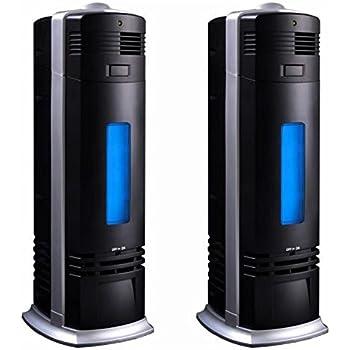Amazon Com 2pc Pro Air Purifier Carbon Ionic Ionizer