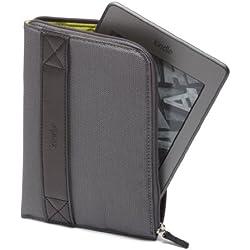 Amazon Kindle Zip Sleeve, Graphite (fits Kindle Paperwhite, Kindle, and Kindle Touch)