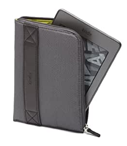 Amazon Kindle Zip Sleeve, Graphite (fits Kindle Paperwhite, Kindle, and Kindle Touch)