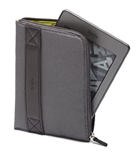 Amazon Kindle Zip Sleeve, Graphite (fits Kindle Paperwhite, Kindle, and Kindle Touch) (B004SD26Z2)   Amazon price tracker / tracking, Amazon price history charts, Amazon price watches, Amazon price drop alerts