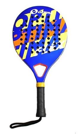 Optima FLEX Carbon Platform Padel Beach Paddle Tennis Raquet by Optima: Amazon.es: Deportes y aire libre