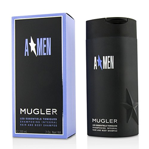 (Angel Men by Thierry Mugler for Men 7.0 oz Hair and Body Shampoo)
