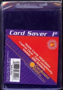 Card Saver 1 - 100ct Card Savers