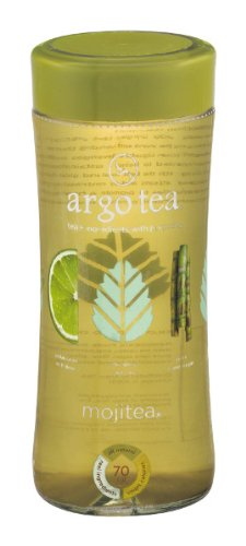 Mojitea Healthy Signature Drinks 13.50 Ounces (Case of 12) by Argo Tea