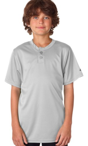 - Badger Youth Core Baseball Jersey