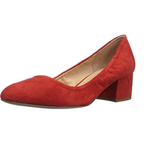 Franco Sarto Women's Fausta Pump, Bright Red, 6.5 M US from Franco Sarto