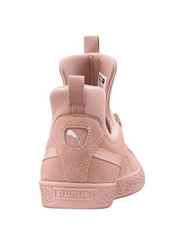 Rosa Sneaker Donna Beige Fierce Puma Suede waOvqUH4
