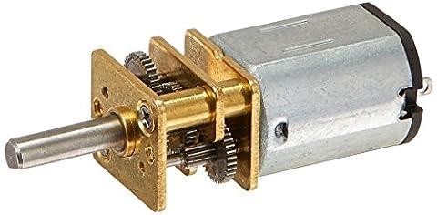 JA12-N20 Model DC 12V 100RPM Torque Gearbox Micro Gear Box Motor (Micro Tool Box)