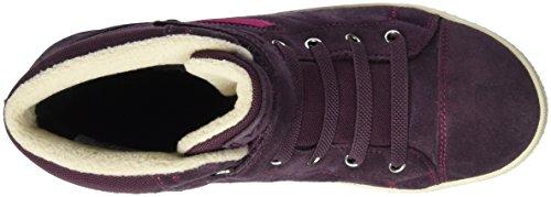 8317 Aubergine Violett III Baskets Basses Fuchsia Mixte Eagle Viking Enfant Violet 1v6wqSx