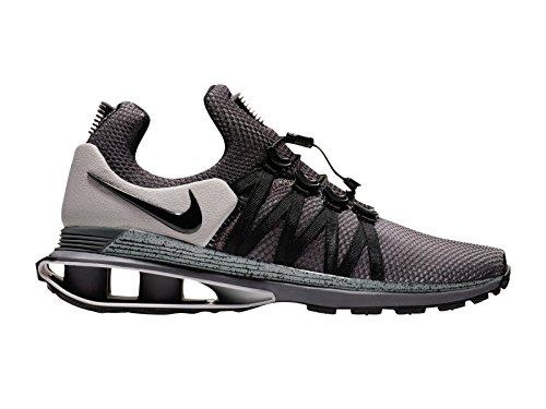 Nike Heren Shox Zwaartekracht Synthetische Loopschoenen Sfeer Grijs / Zwart / Donder Grijs