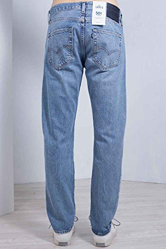 Levi's Cimosa Jeans 501 Con Rotture Crafted E Tapered Uomo Made And TrTUSC