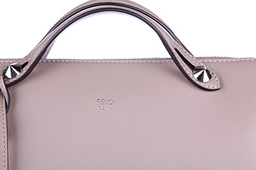 Fendi sac à main femme en cuir by the way marron