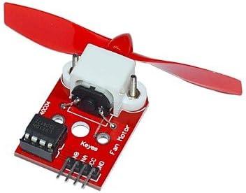 Módulo de ventilador Keyes l9110 para Arduino: Amazon.es: Electrónica