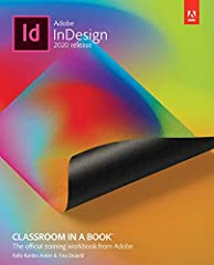 Creative professionals seeking the fastest, easiest, most comprehensive way to learn Adobe InDesign choose  Adobe InDesign Classroom in a Book (2020 release)  from Adobe Press. The project-based step-by-step lessons show users the key techniq...