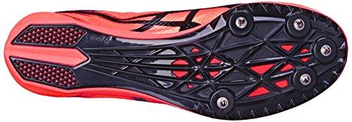 Track Cosmoracer Shoe Flash Md Black Coral ASICS Men 7twxZfntv