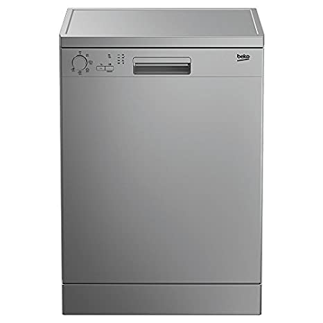 Beko DFN05211S Independiente 12cubiertos A+ lavavajilla - Lavavajillas (Independiente, Acero inoxidable, Acero inoxidable, Acero inoxidable, 12 ...