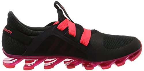Varios Multicolore Chaussures Entrainement Nanaya W Femme Colores negro Rosimp Rojimp Running Springblade Adidas De negbas 8ztwqFcR