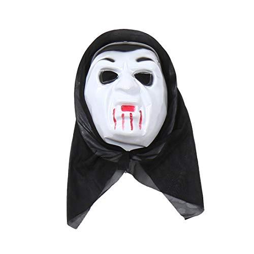 Niñas Niños Conjuntos Cosplay F de Hombres zarupeng Mujeres Disfraz Baby Máscara familia Niños Capa Guantes Halloween de HF5Egq