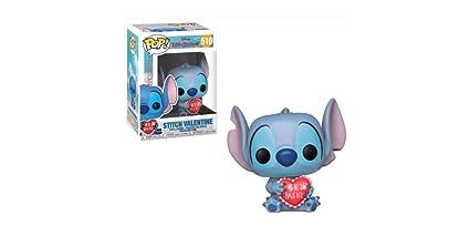 Amazon.com: Funko POP! Disney Lilo & Stitch – punto [San ...