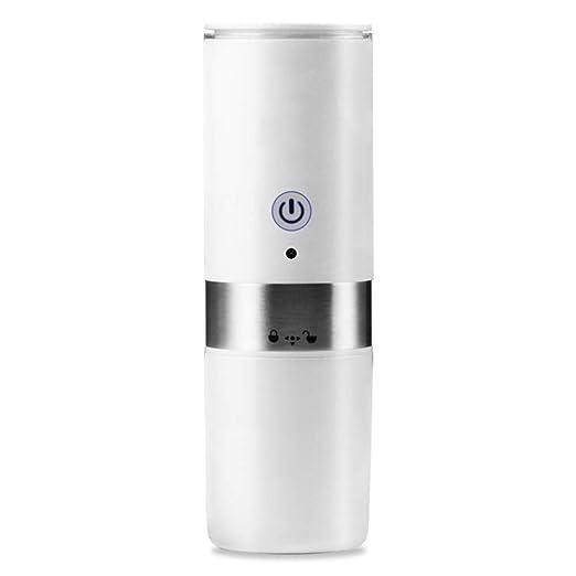 XIAOLULU Cafetera portátil Mini máquina de café Espresso Portátil ...
