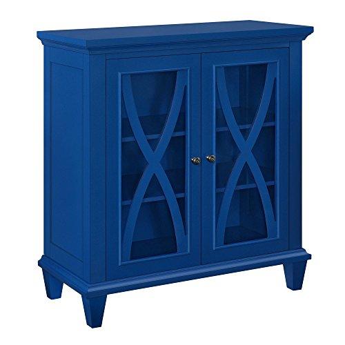 (Ameriwood Home Ellington Double Door Accent Cabinet,)