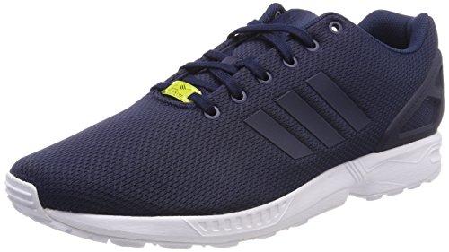 Les Hommes Adidas Zx Flux Chaussures De Fitness, Bleu (azuosc / Azuosc Blabas 000)
