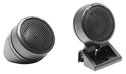 BOSS Audio TW18-200 Watt (Per Pair), 1/2 Inch Micro-Dome Car Tweeters (Sold in Pairs)