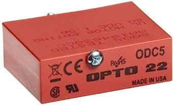 Amazon.com: Opto 22 odc5 Standard DC módulo de salida, 5 ...
