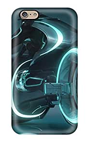 For HEdllGy4140HCgLz Tron Light Cycle Protective Case Cover Skin/iphone 6 Case Cover